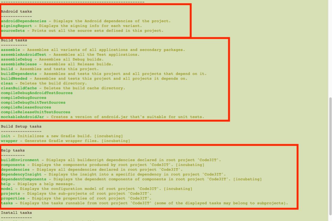 Gradle Build Jar Command Line